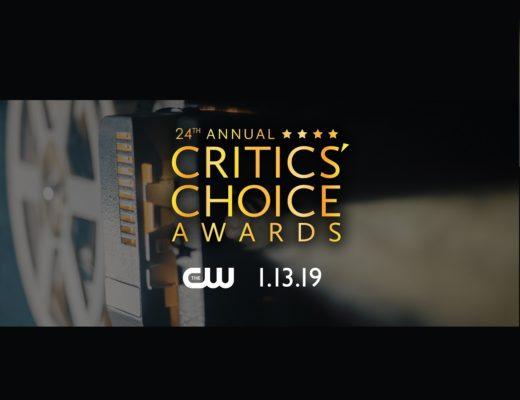 Critic's Choice Awards 2019 divulga sua lista de indicados !
