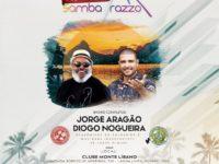Feijoada do Sambarazzo chega em sua 4ª edição trazendo shows de Jorge Aragão e Diogo Nogueira.