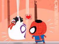 Universo do Homem-Aranha é cenário do novo episódio  da série Mônica Toy