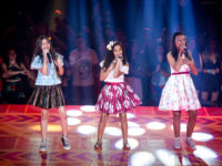 'The Voice Kids' tem recorde de audiência da temporada com o programa exibido ontem (17/02).