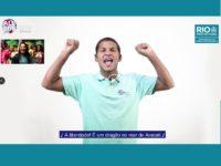 Projeto traduz Sambas de Enredo para deficientes auditivos e visuais!