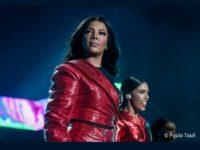 Ludmilla grava seu primeiro DVD com grandes participações e referências ao Rei do Pop, Michael Jackson.