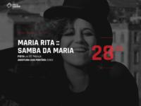 MARIA RITA NO VERÃO DO CIRCO VOADOR!