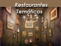 Restaurantes temáticos: quando a experiência não é só gastronômica!