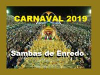 Análise dos Sambas-Enredo do Grupo Especial do RJ para o Carnaval 2019