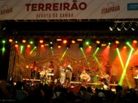 Programação de Carnaval do Terreirão do Samba apresenta mais de 40 shows.