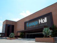 Centro de Entretenimento chega a Barra da Tijuca: Espaço Hall, a maior estrutura já feita dentro de uma casa de espetáculos.