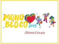 Nesta sexta Monobloco faz o tradicional ensaio para o Carnaval 2019 na Fundição Progresso