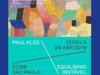 """Exposição """"Paul Klee – Equilíbrio Instável"""" no CCBB é a maior retrospectiva do artista suíço na América Latina"""