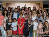 'Órfãos da Terra', evento de lançamento da nova novela das seis aconteceu no Clube Monte Líbano com a presença do elenco e equipe.
