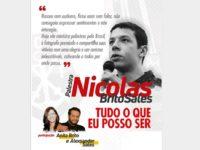 Palestra de Nicolas Brito Sales na Sede do Flamengo: evento reúne e inspira a comunidade TEA
