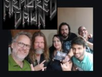 Armored Dawn, vicking metal de respeito no Garagen Roll!