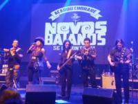 Erasmo Carlos e Novos Baianos: Shows cheios de energia agitaram o público na Fundição Progresso