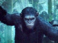 'Planeta dos Macacos: O Confronto' será exibido no 'Cinema Especial' de hoje