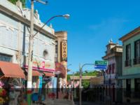 Toda Forma de Amar: Visitamos a Cidade Cenográfica da Nova Malhação