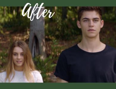After: um romance adolescente com muitos conflitos