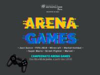 Arena Games: Evento no Shopping Metropolitano Barra traz muita diversão para os apaixonados por GAMES!