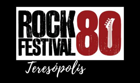 Rock 80 Festival : Região-Serrana do RJ recebe evento gratuito de música e gastronomia