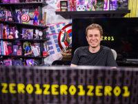 "Zero 1: Tiago Lefert recebe Peter Jordan do ""Ei, Nerd"" no dia dos aniversariantes ""Batman"" e ""Alien"""