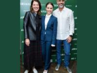 Aruanas: Debora Falabella e autores da nova série da Rede Globo participam da pré-estreia em Londres