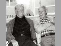 """""""Estética de uma amizade – Alfredo Volpi (1896-1988) e Bruno Giorgi (1905-1993)"""": Registro poético de uma grande amizade entre Alfredo Volpi e Bruno Giorni"""