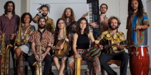 """""""AJO"""": Álbum da Foli Griô Orquestra será lançado no SOM do SESC nesta terça-feira!"""