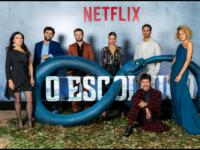 O ESCOLHIDO: Conferimos a première mundial da nova série brasileira da NETFLIX