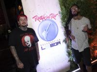 Agir e o rapper Rael contagiam Capitólio na terceira Galp Music Valley Session, em Lisboa