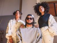Emicida e Ibeyi gravam faixa que será apresentada para o público no Rock in Rio