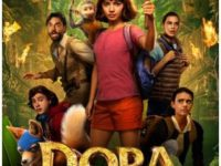 DORA E A CIDADE PERDIDA: Paramount Pictures libera novo cartaz do live-action