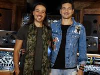 Filipe Soares:  Engenheiro de som famoso mixa disco de Luã Yvys, filho de Elba Ramalho