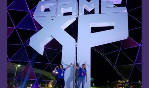 GAME XP com Acessibilidade: Pela primeira vez no mundo, parque de Games tem audidescrição