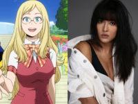 Jacqueline Sato é confirmada como dubladora no sucesso My Hero Academia: 2 Heróis