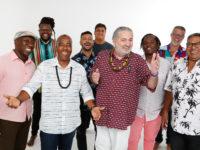 Moacyr Luz e Samba do Trabalhador em São Paulo