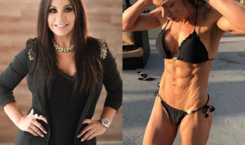 Atleta fitness Sarita Federle abandona competições para influenciar mulheres a aceitarem seu corpo com saúde