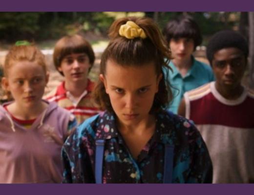 Stranger Things 3: Uma nova temporada espetacular de tirar o fôlego