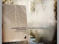 A UMIDADE RELATIVA DAS PALAVRAS: Fomos no lançamento do Livro de contos no Rio e conversamos com o autor