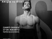 """""""Thiago Soares e Amigos"""": bailarino faz turnê por sete cidades brasileiras com espetáculo inédito"""