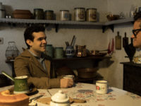 'Divaldo – O Mensageiro da Paz' : Cena inédita demostra primeiroencontro de Divaldo Franco e Chico Xavier