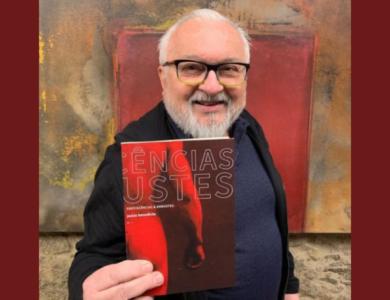 Jozias Benedicto: Consagrado na ficção, escritor estreia na poesia com Erotiscências & embustes