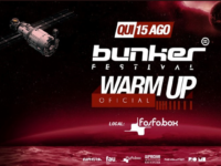 Festival BUNKER – ESQUENTA: No warm-up oficial do Festival, acontecerá o DJ Contest RIO ME!