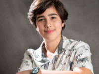 "AC Entrevista João Pedro Chaseliov : Do ""The Voice Kids"" a musicais da Broadway!"