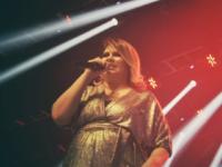 """""""Te Vejo em Todos os Cantos"""": Marília Mendonça subiu nesta sexta ao palco do Espaço Hall com esta sua nova turnê"""
