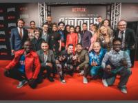 SINTONIA: Nova Série Brasileira da NETFLIX teve première badalada em noite paulistana