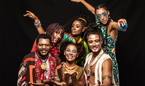 Oi Futuro apresenta o musical infantil Ombela – A Origem das Chuvas, baseado na obra do angolano Ondjaki