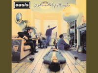 """Definitely Maybe"": Disco de estreia do Oasis comemora 25 anos"