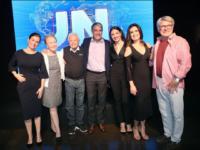 Jornal Nacional: Celebração dos 50 anos doJN da Rede Globo reúne grandes nomes do jornalismo nacional