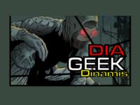 Dia Geek Dínamis: Um dia de diversão, um dia Geek!
