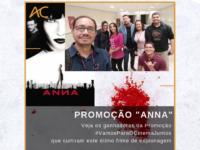 """Promoção """"ANNA"""": Veja os ganhadores da Promoção #VamosParaOCinemaJuntos que curtiram este ótimo filme de espionagem"""