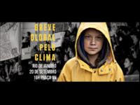 Greve Global pelo Clima: hoje AVAAZ promove no Rio manifestação de crianças e jovens pelo clima do planeta